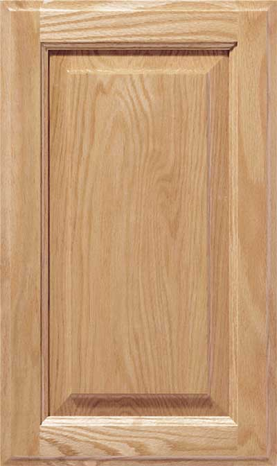 Red Oak Wood Cabinet Door And Drawer Materials Decore Com