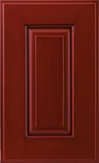 """Heritage 3/4"""" Door with 3-1/2"""" Frame"""
