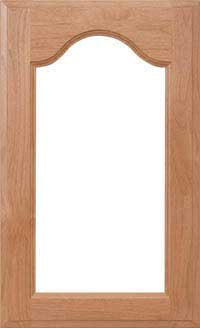 "Colonial 3/4"" Glass Door"