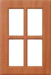 """FS842 3/4"""" French Lite Door"""