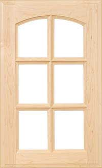 "Mustang 3/4"" French Lite Door"