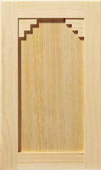 """Santa Fe 3/4"""" Door"""