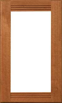 "Cheyenne 3/4"" Glass Door"