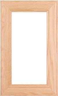 """Camarillo 3/4"""" Glass Door"""