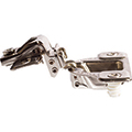 "Self Closing Compact Hinge 1-1/4"" Overlay"