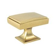 Transform Knob Brushed Bronze