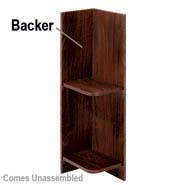 """Knick Knack Backer Plank 5/8"""" - 855"""