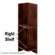 "Knick Knack Right Shelf 3/4"" - 939"