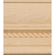 Crown Molding O with Insert A