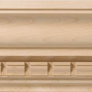 Crown Molding Q with Insert D
