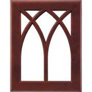 Gothic French Lite Door