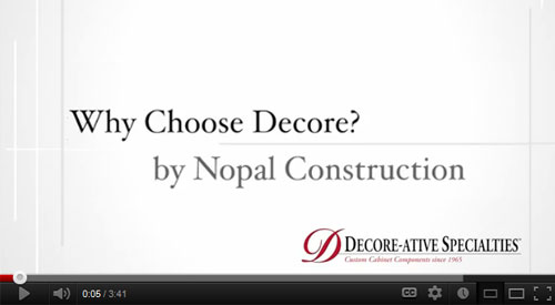 Customer Testimonial - Nopal Construction