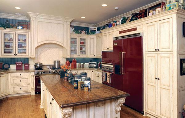 laguna painted kitchen 10147 - Decore
