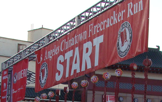 Firecracker 5K - Los Angeles Ca