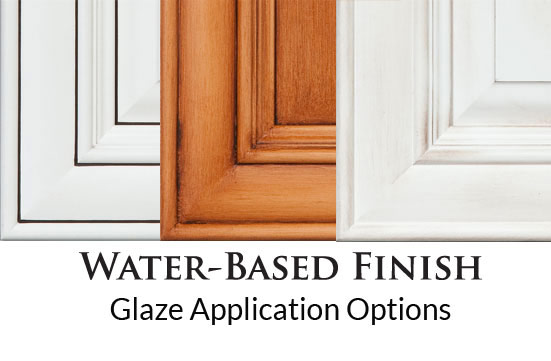 Water Based Finishes