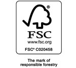 FSC® Supplier Forest Stewardship Council