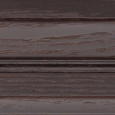 Coal on Red Oak Finish Grade