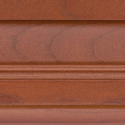 Copper on Cherry Finish Grade