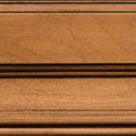 Hazelnut / Charcoal on Maple