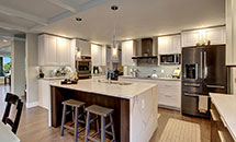 Cool Contemporary Kitchen - 10360
