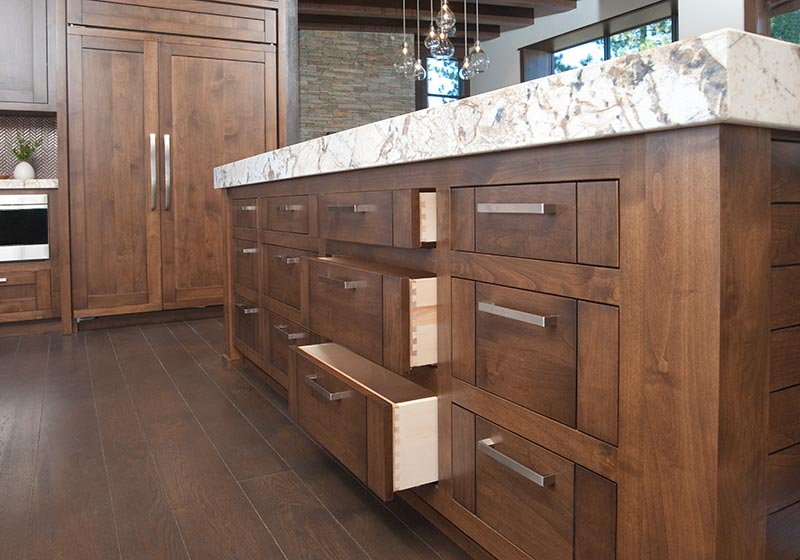 Kitchen Cabinet Finishing