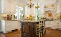 Graceful Ridgeview Kitchen – 10275