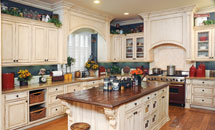 "Laguna 3/4"" (853) Painted Kitchen - 10147"