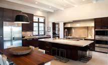 Aries Kitchen in Rift White Oak - 10186