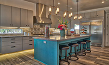 Colorful and Inspiring Aries Kitchen - 10390