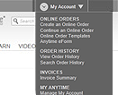 Anytime Online Orders, Invoices & Payments