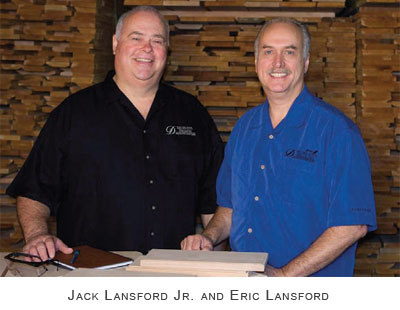 Jack Lansford Jr. and Eric Lansford