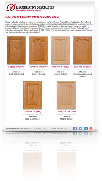 Cabinet Maker Newsletter