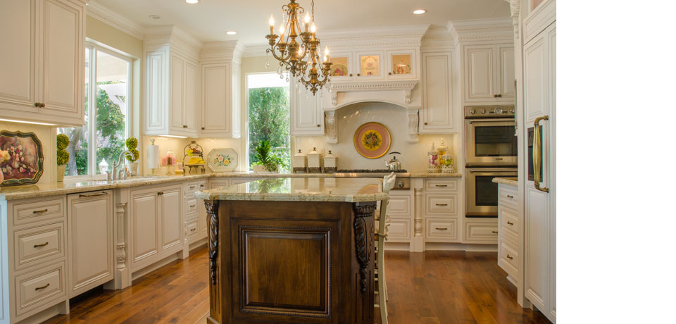 Elegant Ridgeview Kitchen