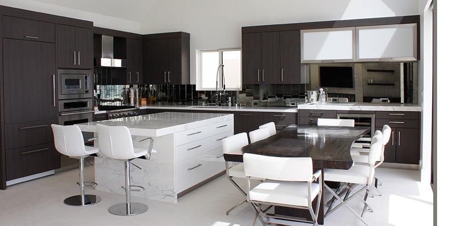 Mixed Texture DBQ Kitchen