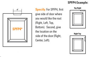 Specialty Fingerpull Routs - SPFP4