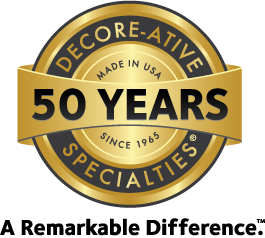 50th Anniversary Logo Gold
