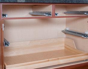 Streamline Base Cabinets