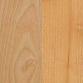 Shaker 3 4 cabinet doors and drawer fronts for Birch vs maple kitchen cabinets