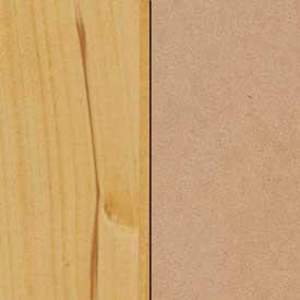 MDF Panel / Alder Frame