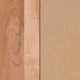 MDF Panel / Paintable Hardwood Frame
