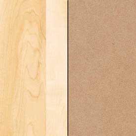 MDF Panel / Maple Paint Grade Frame