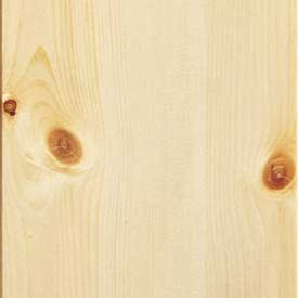 Pine Knotty Finish Grade