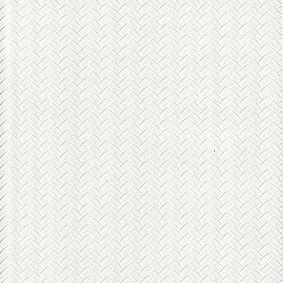 Basket Weave Frosty White (SS146)