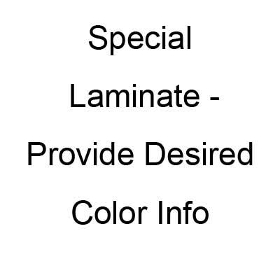 Special Laminate Color