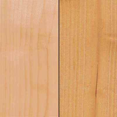 White birch wood cabinet door and drawer materials for Berch wood
