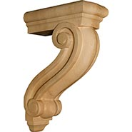 Corbel Traditional H