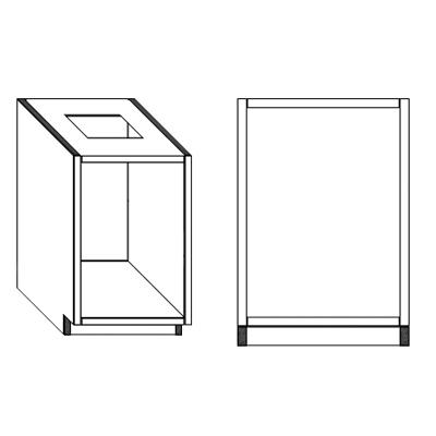 Streamline Base Cabinet