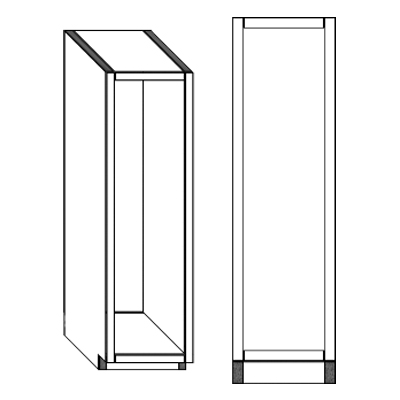 Streamline Tall Pantry Cabinet