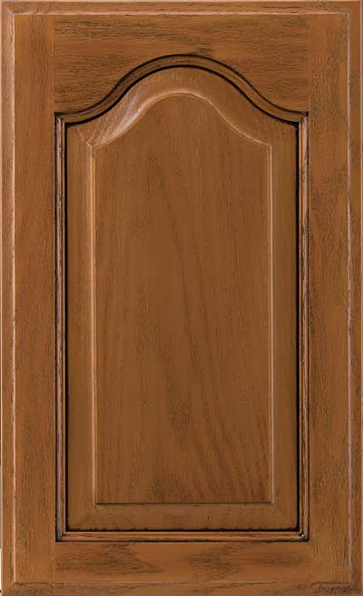 Cathedral 3 4 Quot Solid Door