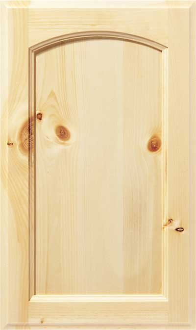 Soft Arch 3 4 Recessed Panel Cabinet Doors